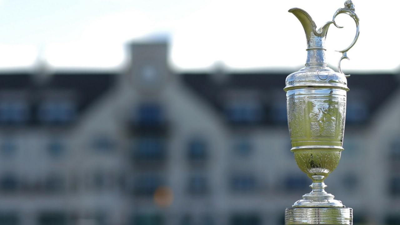 Wer darf den Claret Jug am Ende der Open Championship mit nach Hause nehmen? (Foto: Getty)