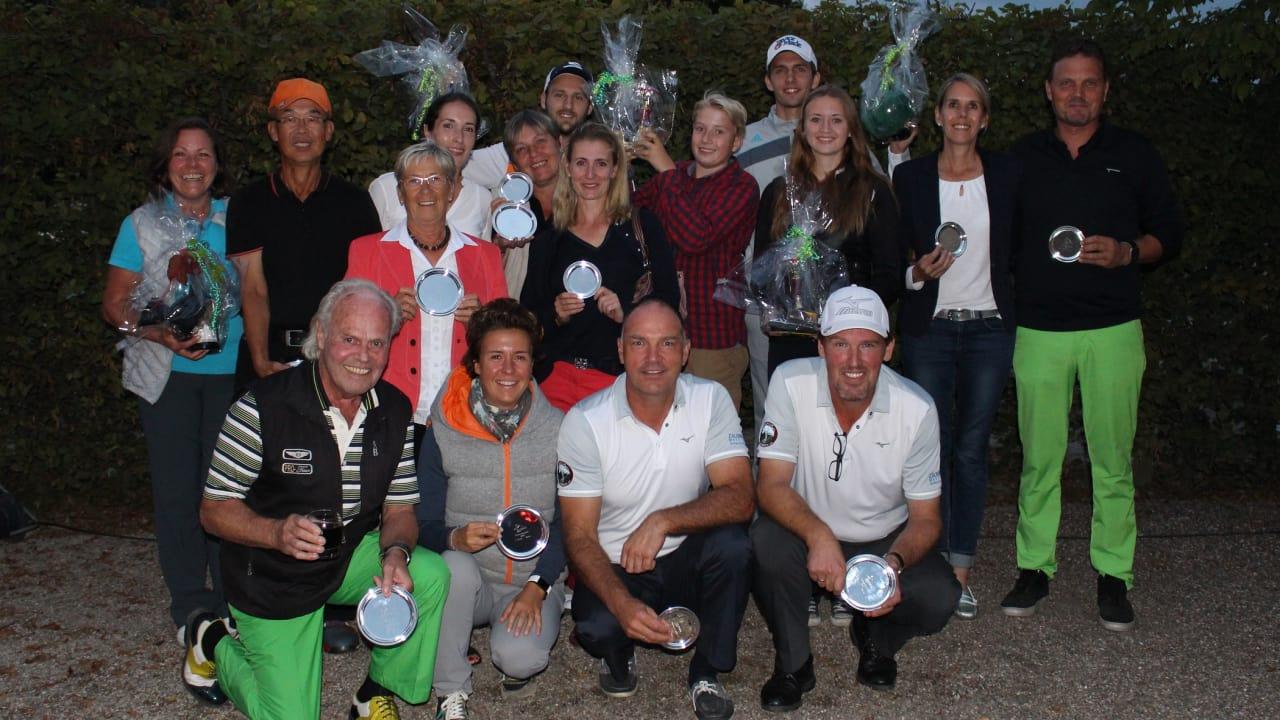 Golfclub Am Lüderich - Clubmeisterschaften 2016