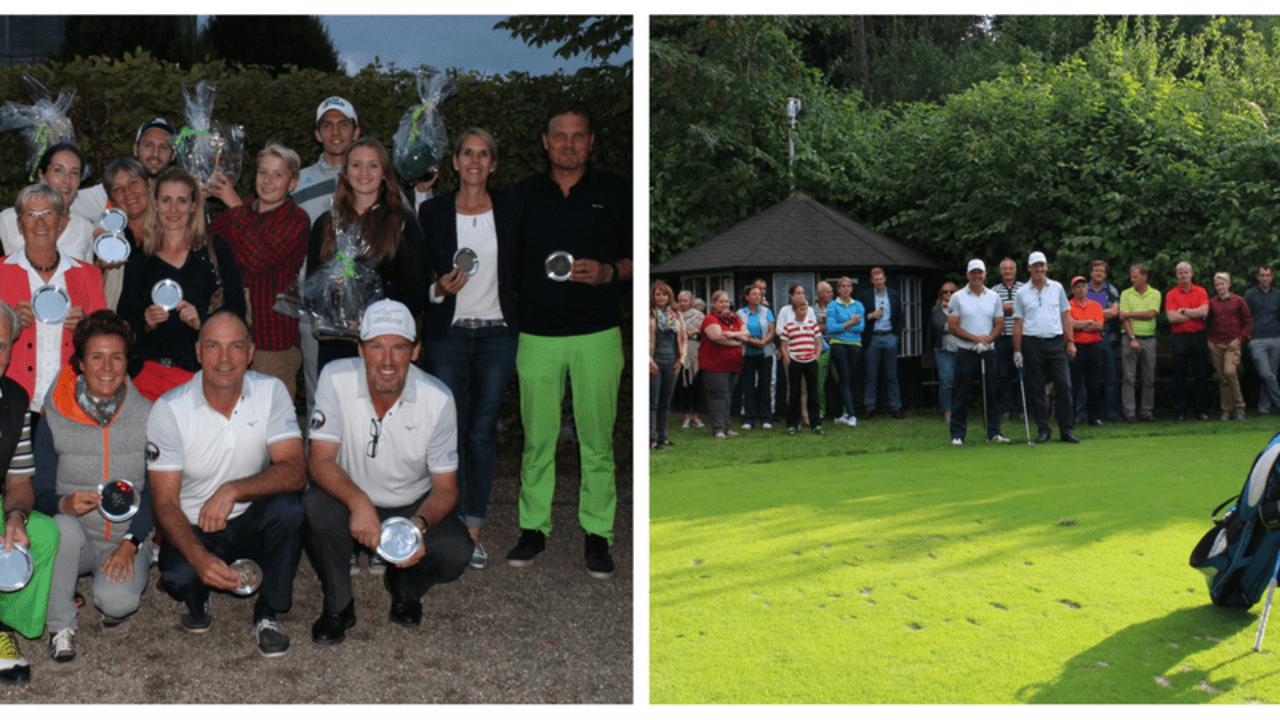 Clubmeisterschaften 2016 - Ein Stechen brachte die Entscheidung bei den Herren!