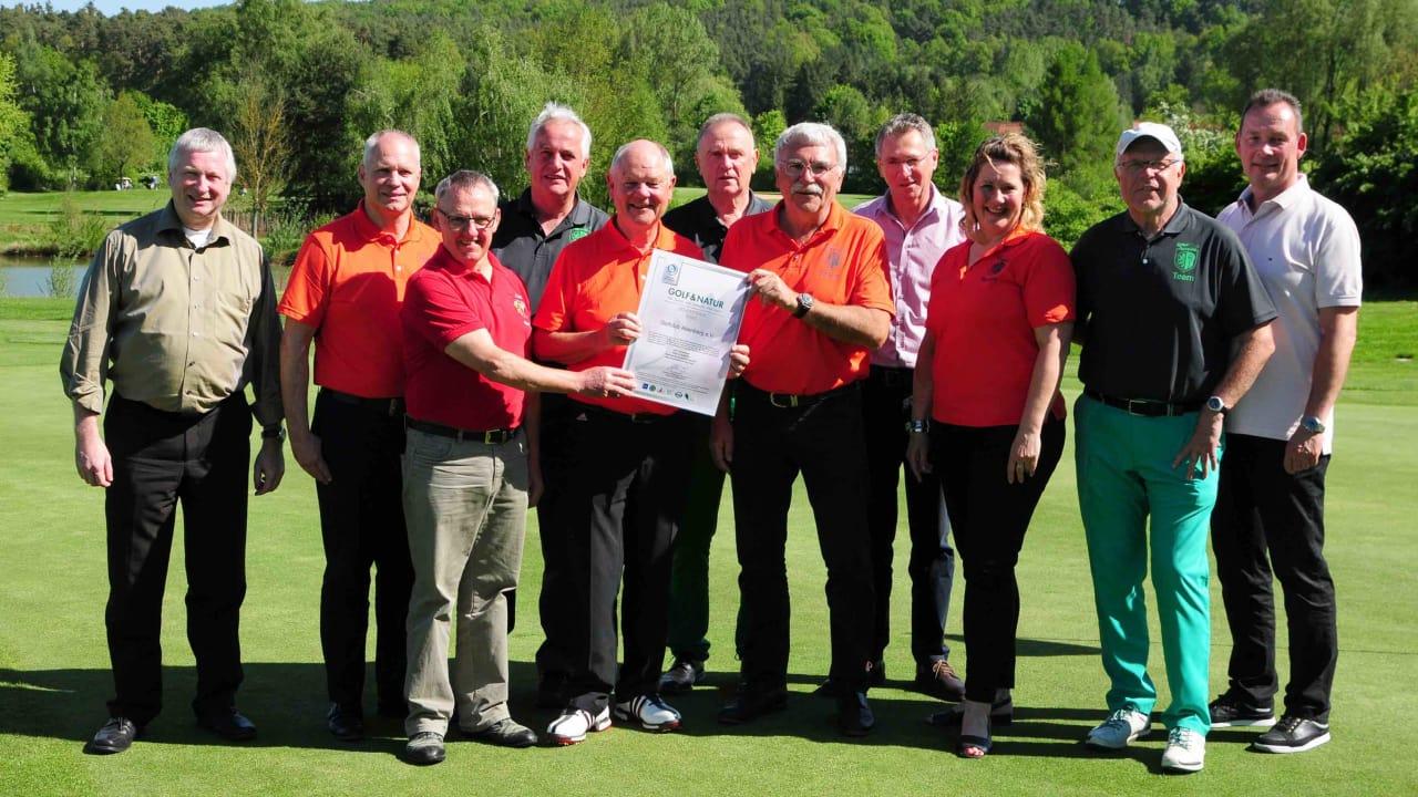Golfclub Abenberg - Von Null auf Gold in vier Jahren
