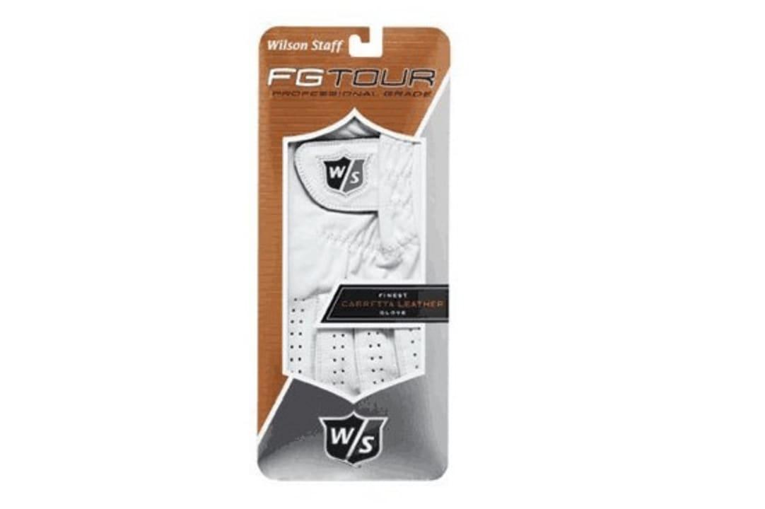 Golf-Post-Adventskalender-Wilson-Staff-Handschuh-4