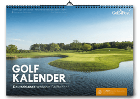 Golfkalender 2019 Shop Widget