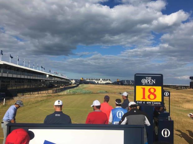 Golf Post Live vor Ort bei der 147. Open Championship in Carnoustie