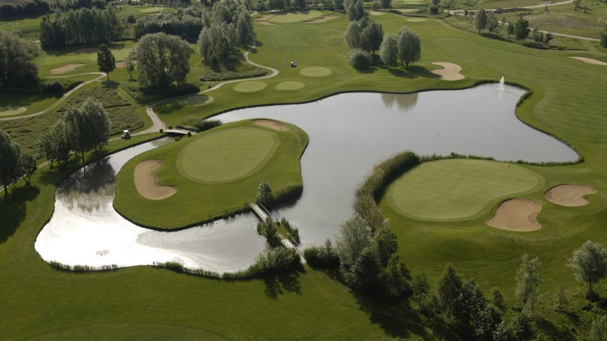 GC St. Leon-Rot - Golfclub in St. Leon-Rot