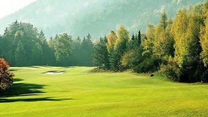 Golf- und Land-Club Regensburg - Golfclub in Jagdschloß Thiergarten