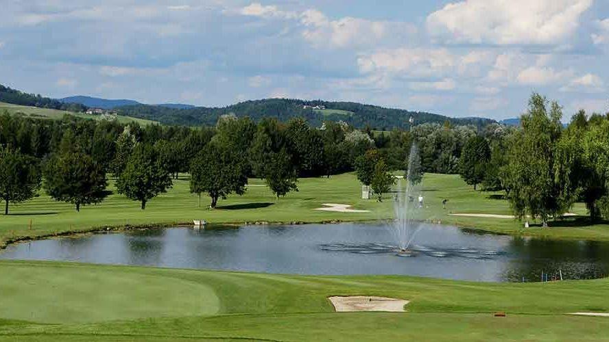 Golfanlage Holledau - Golfclub in Rudelzhausen