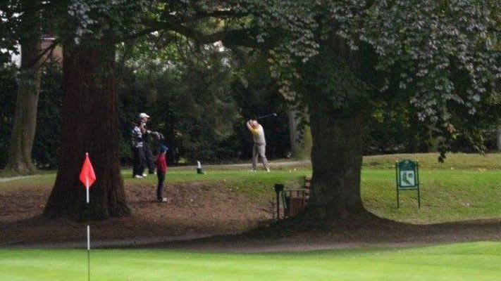GLC Kronberg - Golfclub in Kronberg/Taunus