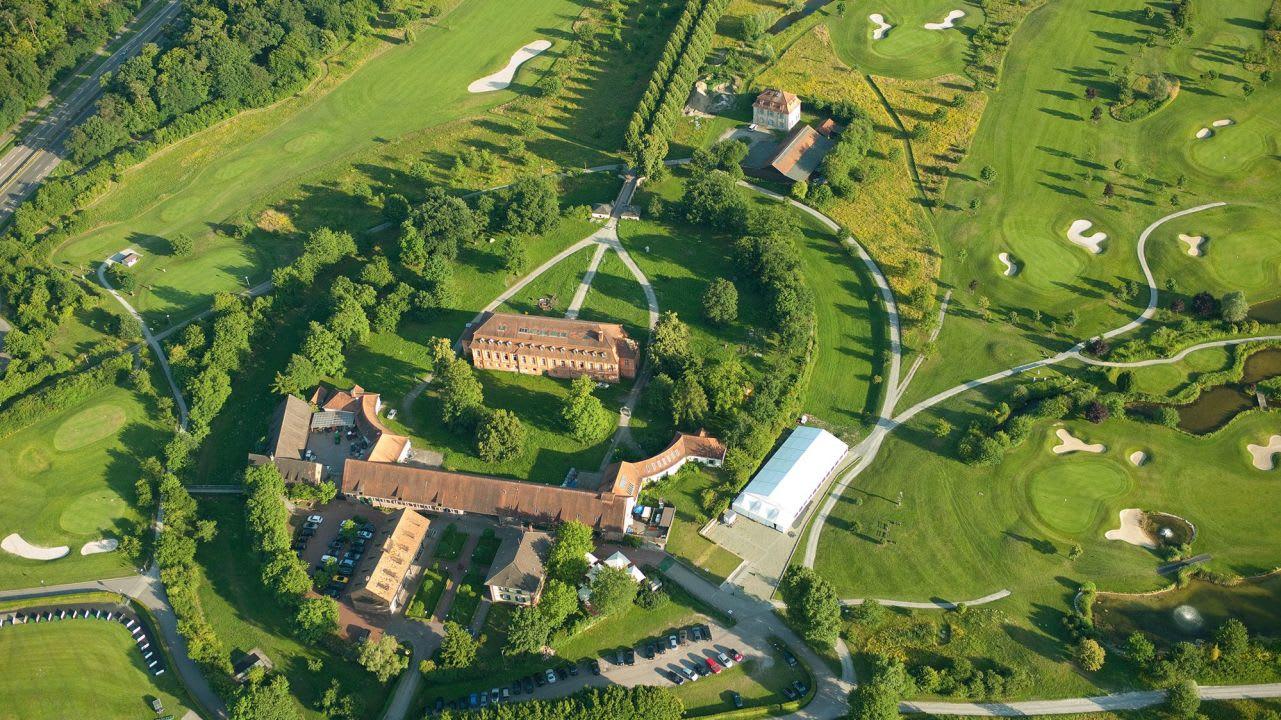 GC Hofgut Scheibenhardt - Golfclub in Karlsruhe