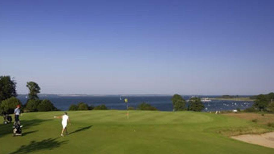 Förde GC Glücksburg - Golfclub in Glücksburg-Bockholm