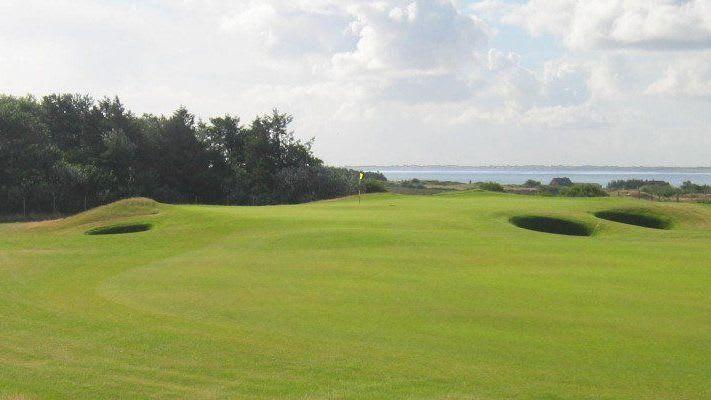 Marine GC Sylt - Golfclub in Sylt, Ortsteil Tinnum