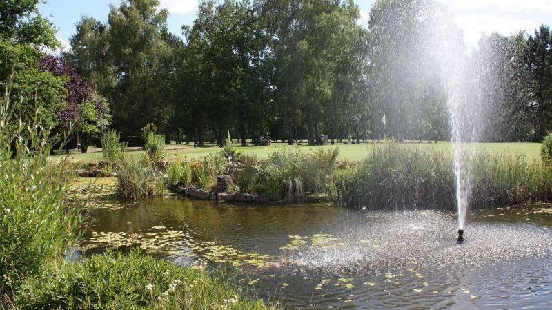 GC Saarbrücken - Golfclub in Wallerfangen - Gisingen