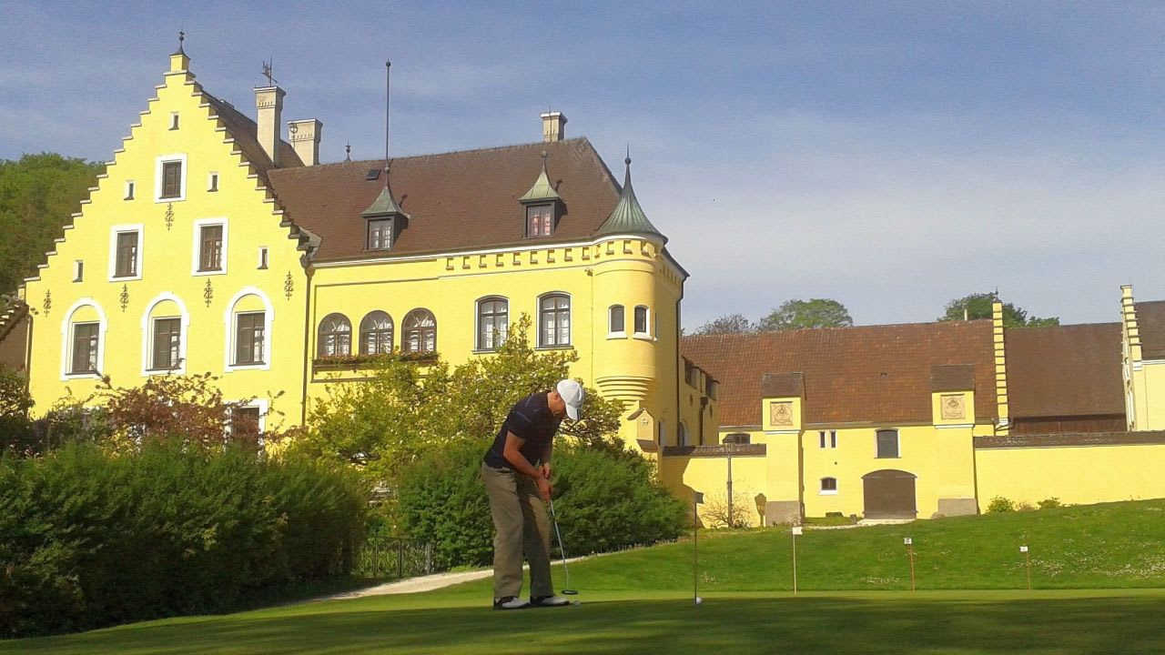 GC Schloss Klingenburg - Golfclub in Jettingen-Scheppach