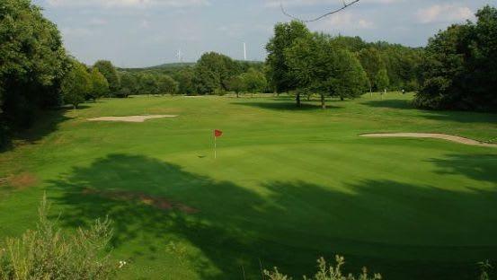 Gelsenkirchener GC Haus Leythe - Golfclub in Gelsenkirchen-Buer