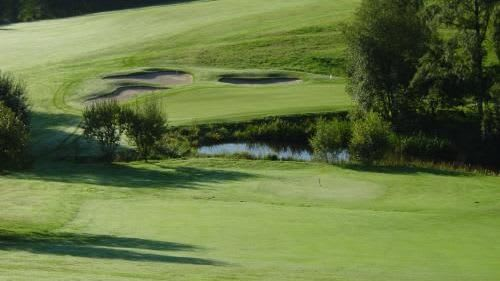 Golf Club Burg Overbach - Golfclub in Much