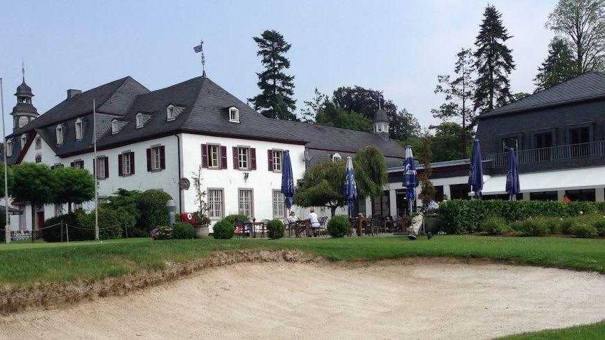 GC Schloss Auel - Golfclub in Lohmar