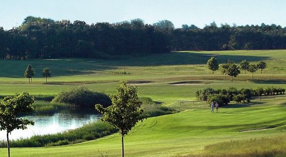 GC Balmer See-Insel Usedom - Golfclub in Neppermin-Balm