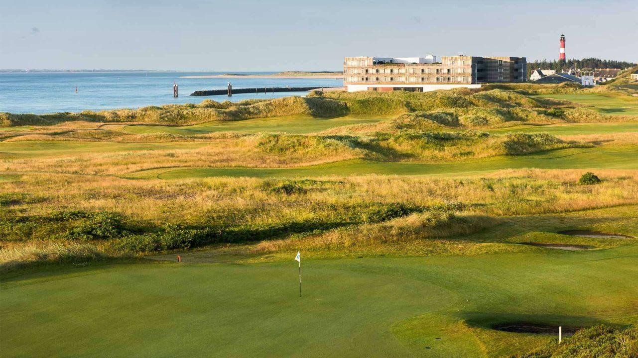GC Budersand Sylt - Golfclub in Hörnum/Sylt