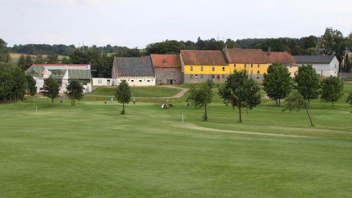 Golfpark Schlossgut Sickendorf, Golfclub Lauterbach - Golfclub in Lauterbach/Sickendorf