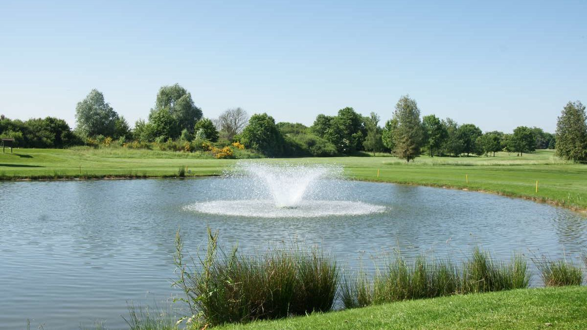 Baden Hills Golf und Curling Club - Golfclub in Rheinmünster