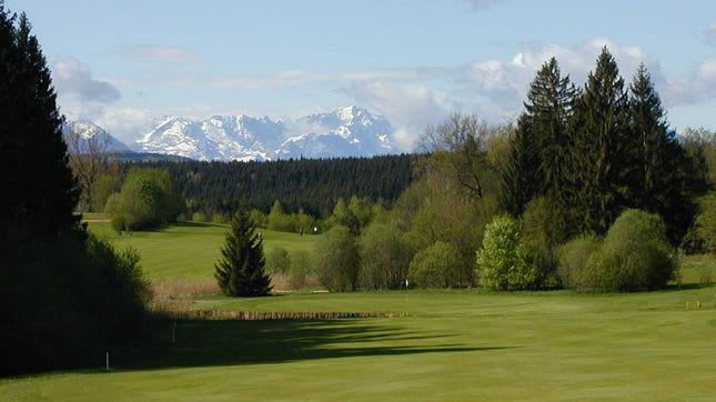 Golfplatz Iffeldorf - Golfclub in Iffeldorf
