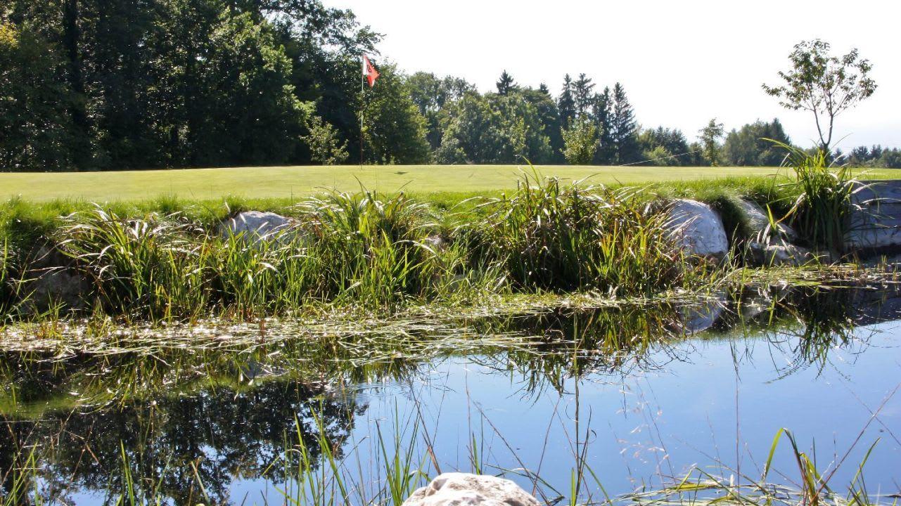 Golfanlage Patting-Hochriesblick - Golfclub in Riedering