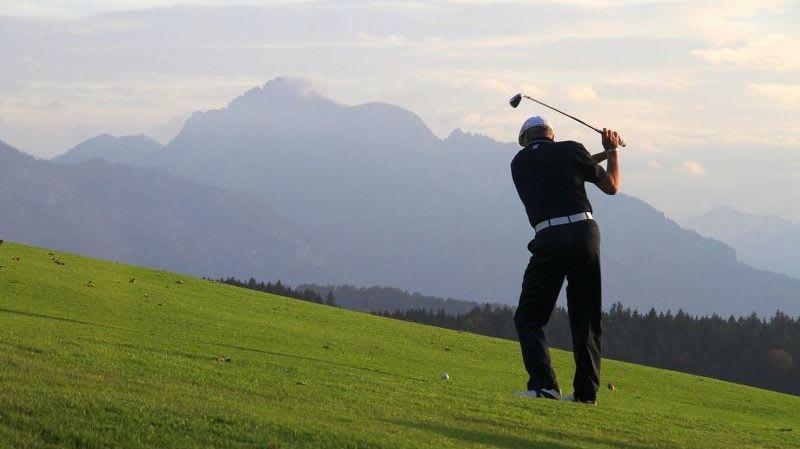Golfanlage Auf der Gsteig - Golfclub in Lechbruck am See