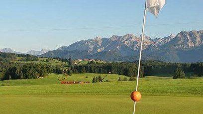 Golfanlage Alpenseehof - Golfclub in Nesselwang