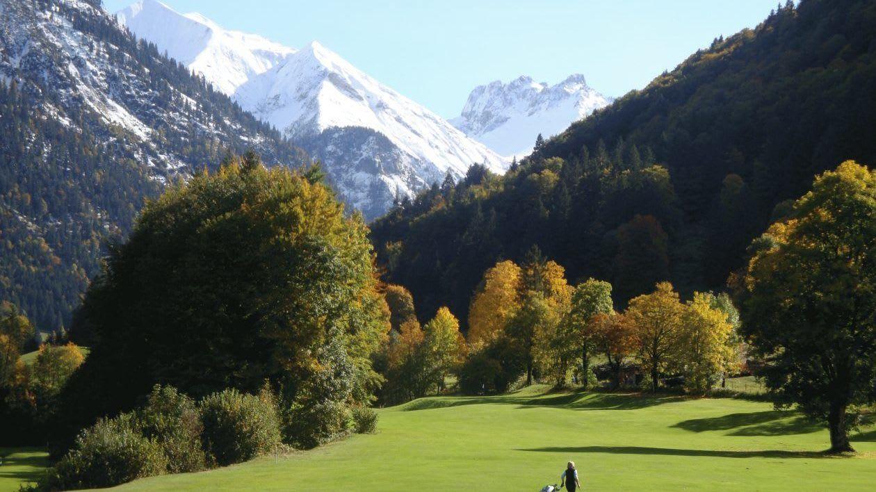 GC Oberstdorf - Golfclub in Oberstdorf