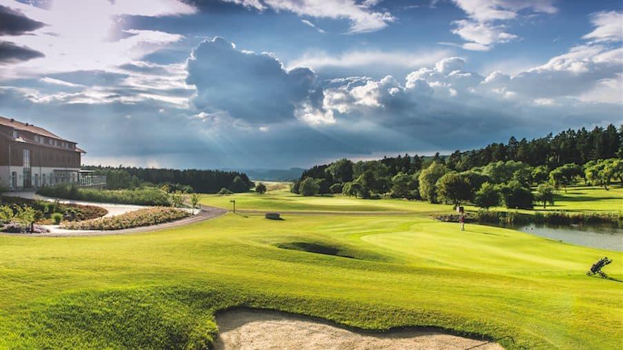 Golfplatz Spa & GolfResort Weimarer Land - Golfclub in Blankenhain