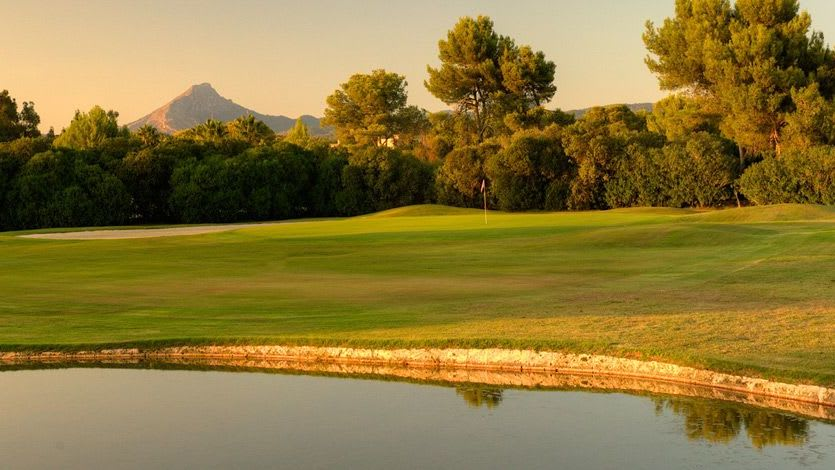 Golf Santa Ponsa II - Golfclub in Santa Ponça