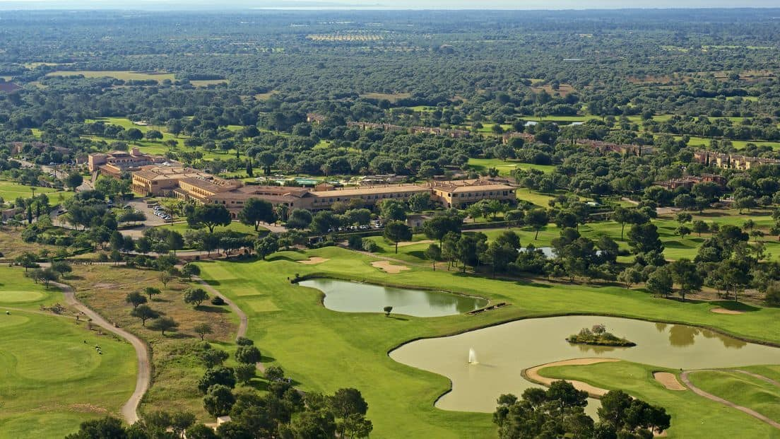 Golf Son Antem Oeste - Golfclub in Llucmajor