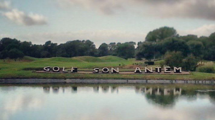 Golf Son Antem - Golfclub in Llucmajor