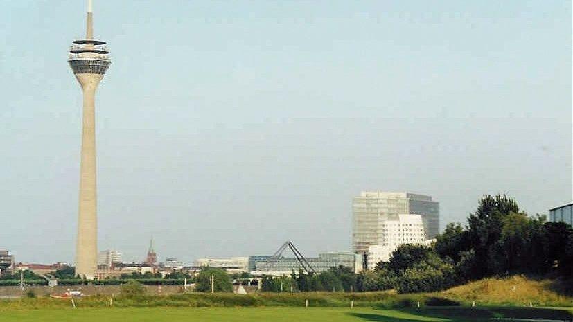 GSV Düsseldorf Lausward - Golfclub in Düsseldorf-Hafen