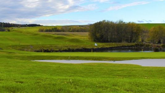 Dresdner GC Tharandter Wald - Golfclub in Herzogswalde