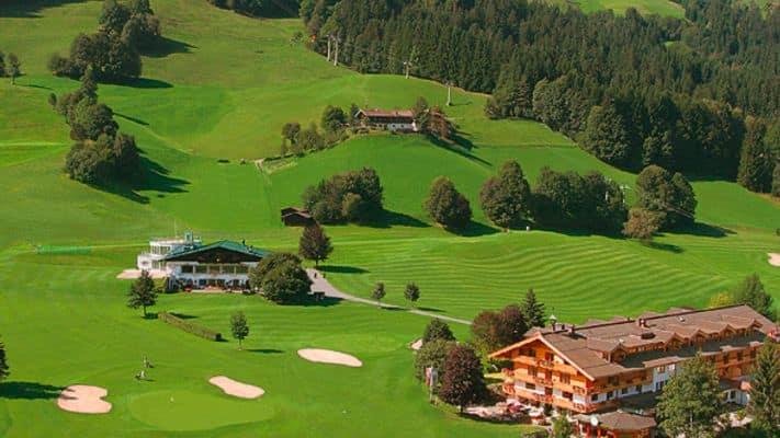 GCL Rasmushof - Golfclub in Kitzbühel