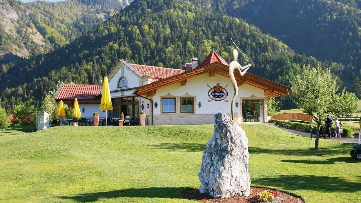 Golf und Countryclub Lärchenhof - Golfclub in Erpfendorf