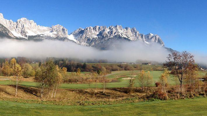 GC Wilder Kaiser Ellmau - Golfclub in Ellmau/Tirol