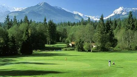 Kaiserwinkl Golf Kössen - Golfclub in Kössen