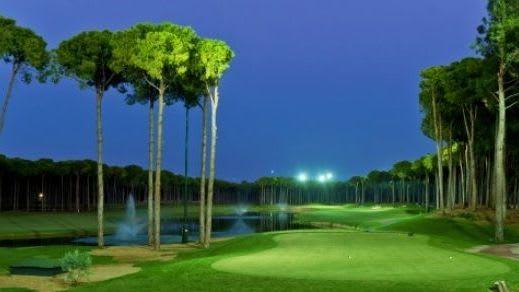 Carya Golf Club - Golfclub in Kadriye Mahallesi