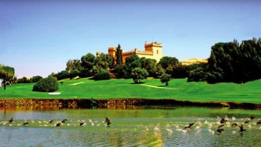 Montecastillo Barceló Golf Club - Golfclub in Jerez de la Frontera