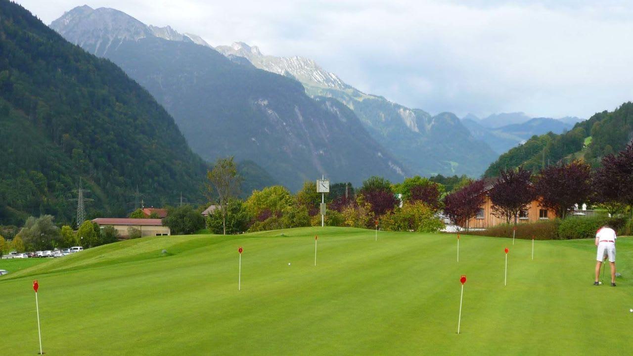 Golf Club Bludenz-Braz - Golfclub in Braz bei Bludenz