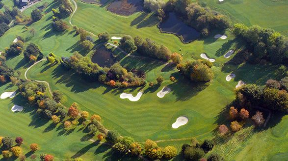 Golf & Country Club Henri Chapelle - Golfclub in Henri-Chapelle