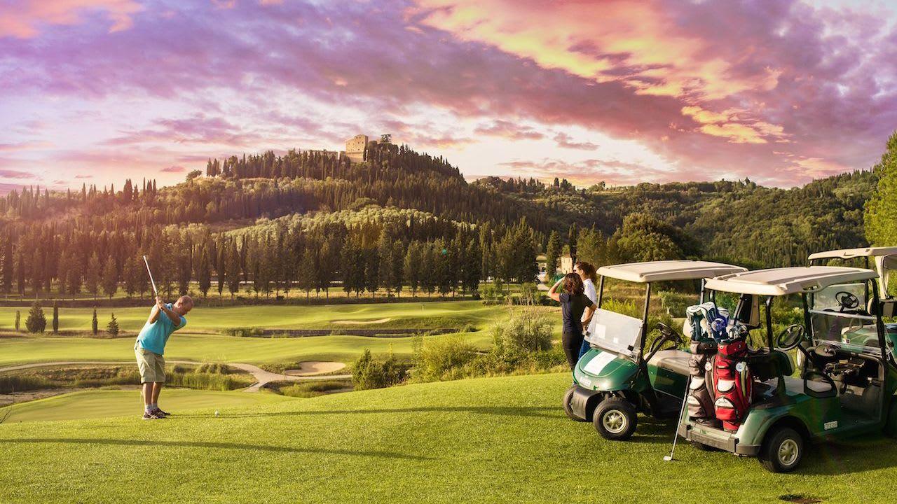 Golf Club Castelfalfi - Golfclub in Montaione