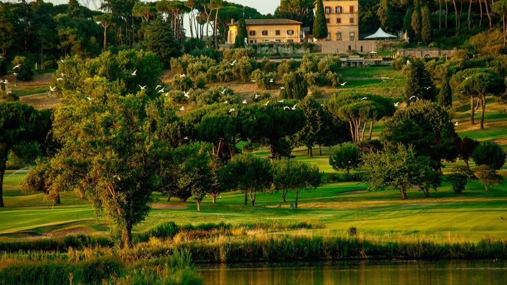 Country Club Castelgandolfo - Golfclub in Marino