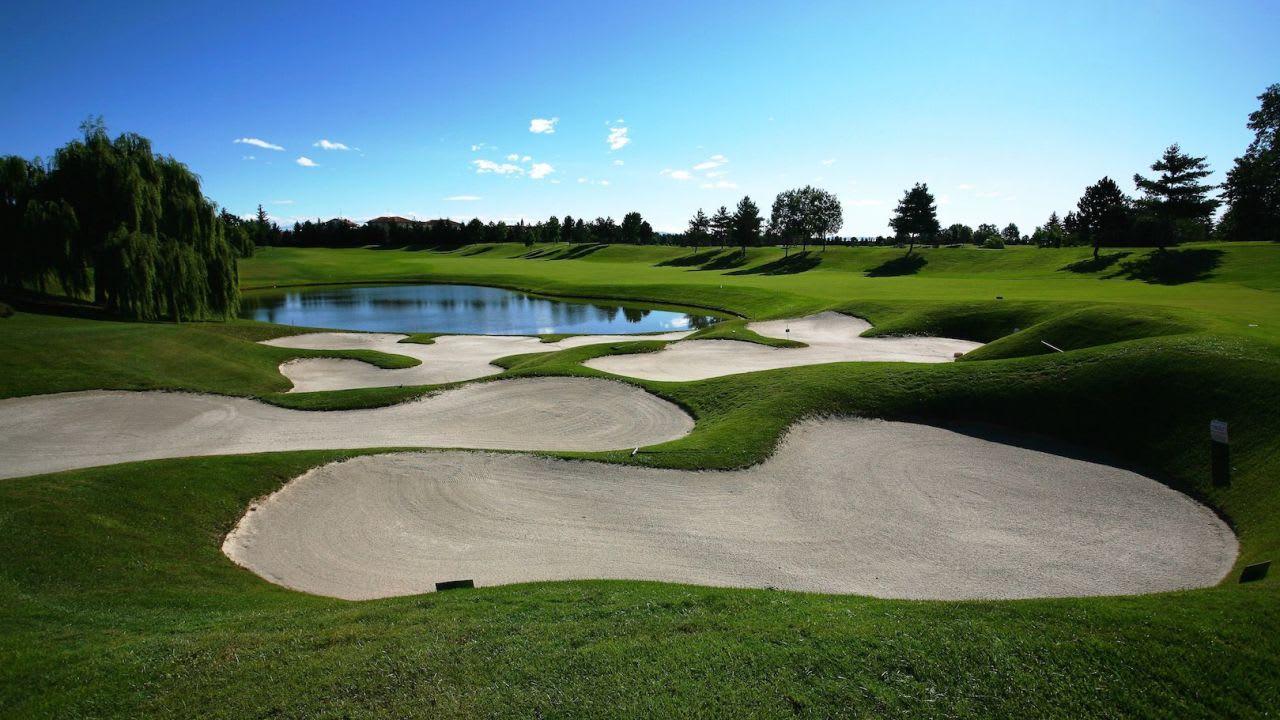 Arzaga Golf Club - Golfclub in Bedizzole