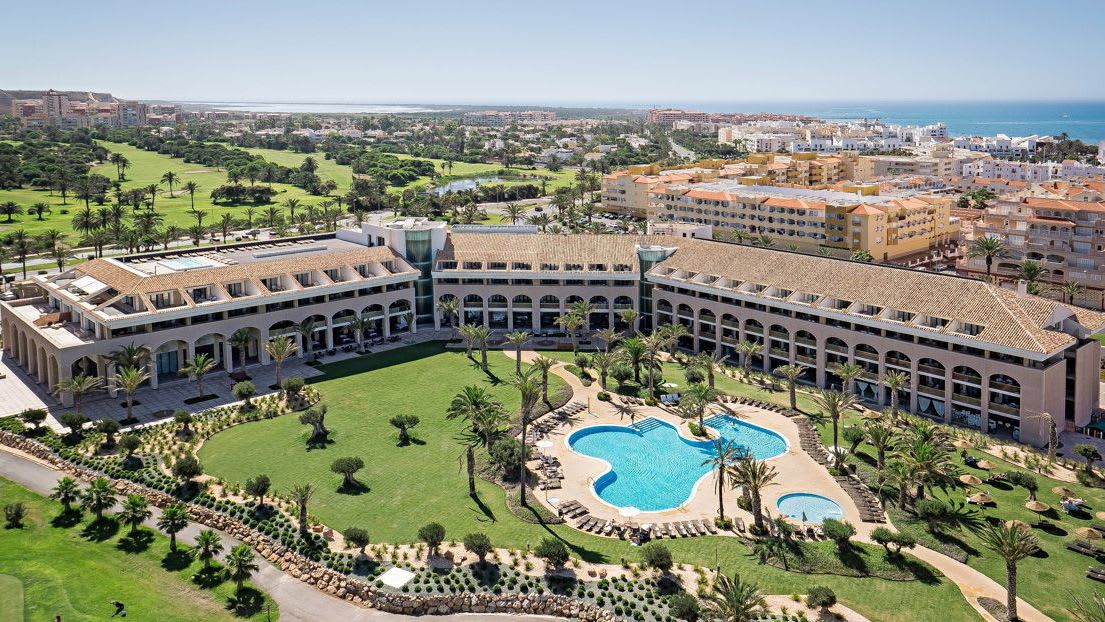 Almerimar Golf Resort - Golfclub in El Ejido