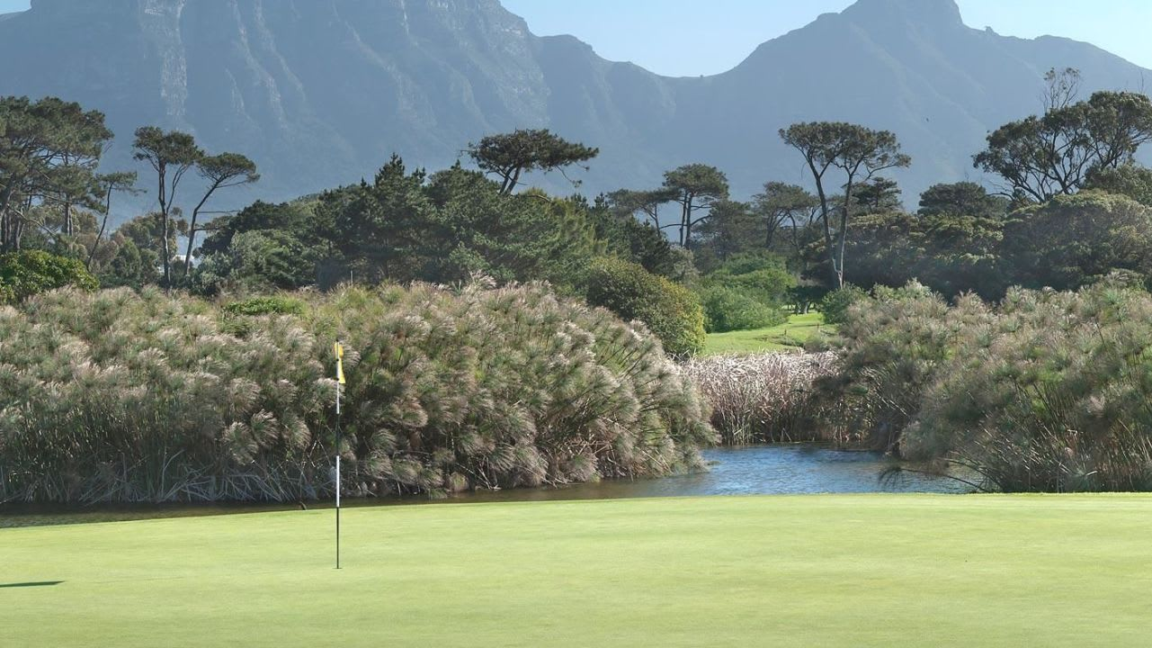 Royal Cape Golfclub - Golfclub in Cape Town