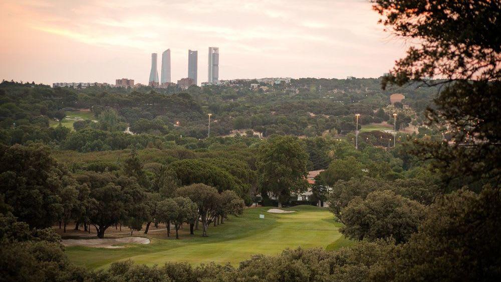 Club de Campo Villa de Madrid - Golfclub in Madrid