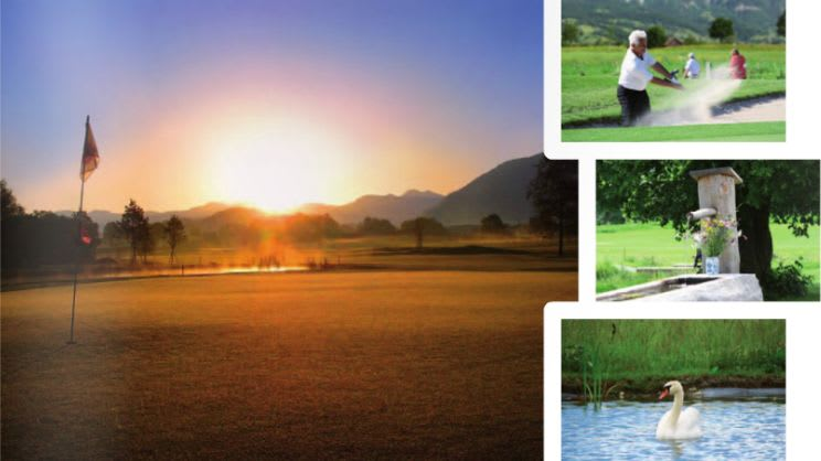 Golfclub Gams-Werdenberg - Golfclub in Gams, St. Gallen