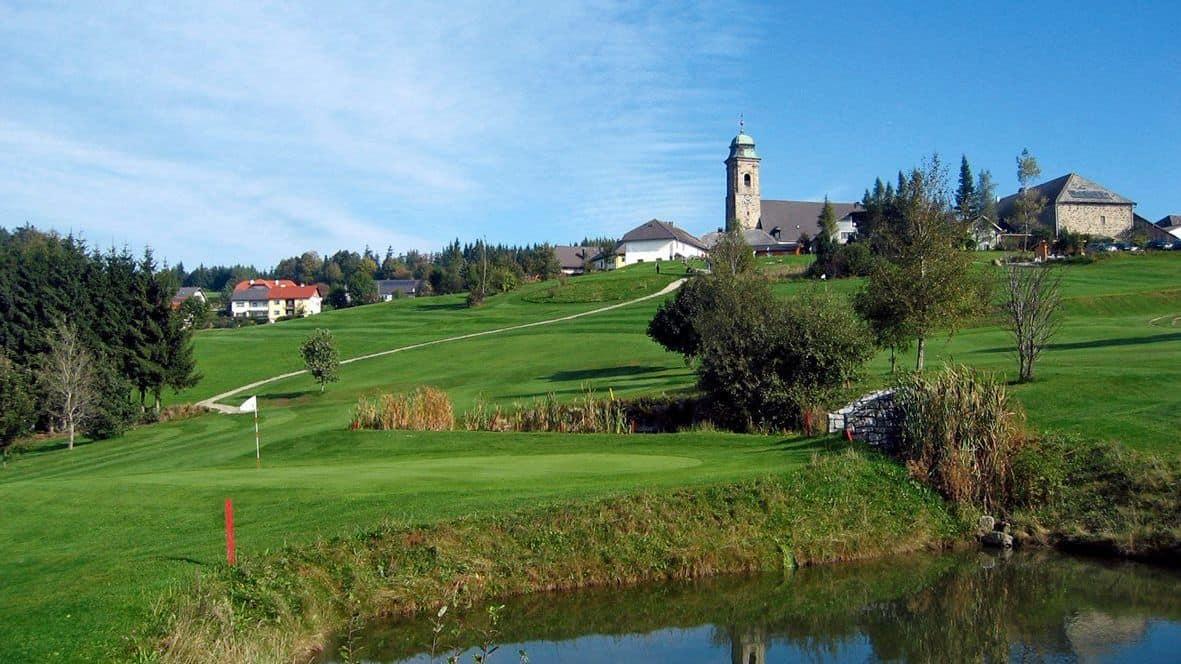 Golfclub Pfarrkirchen im Mühlviertel - Golfclub in Pfarrkirchen im Mühlkreis